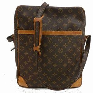 Auth Louis Vuitton Danube Gm Bag #842L15